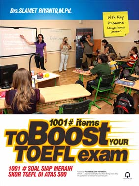 1001 Items To Boost Your toefl Exam