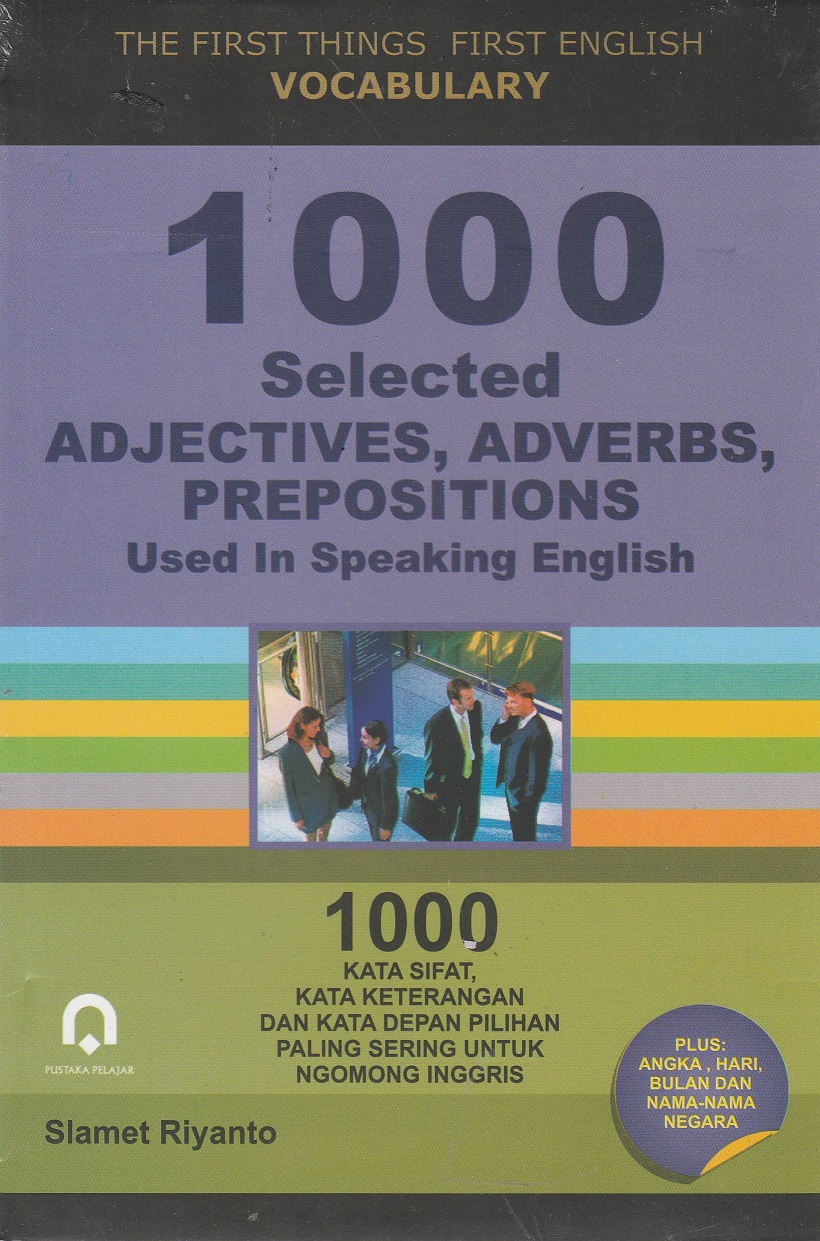 1000 Selected Adjectives, Adverbs, Prepositions