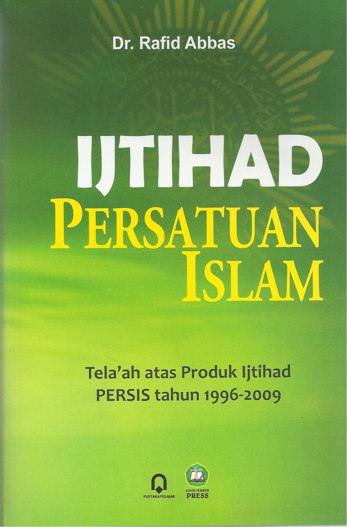Ijtihad Persatuan Islam
