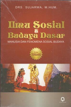 Ilmu Sosial & Budaya Dasar  Manusia
