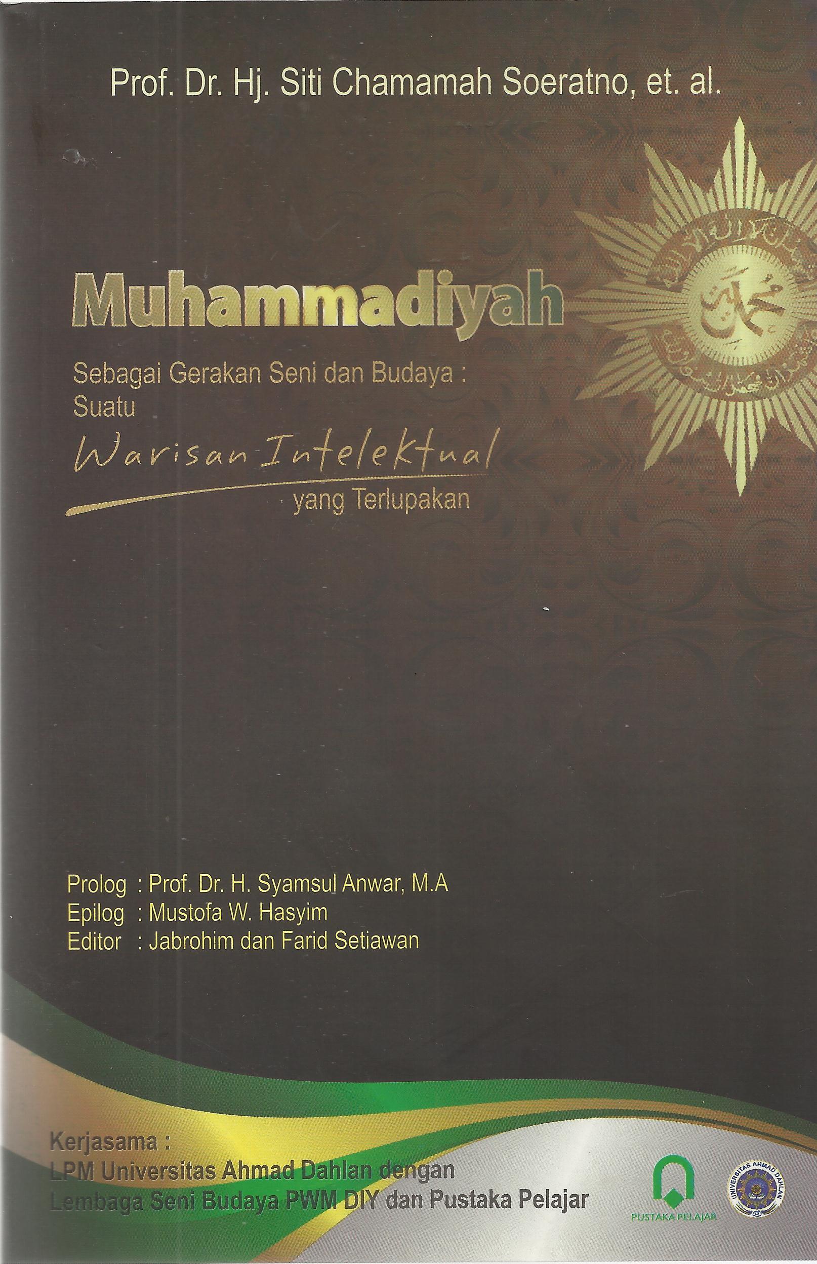 Muhammadiyah Sebagai Gerakan Seni dan Budaya