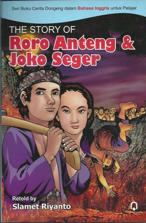The story of Roro Anteng dan Joko Seger
