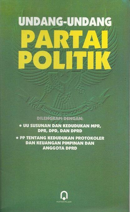 UU Partai Politik