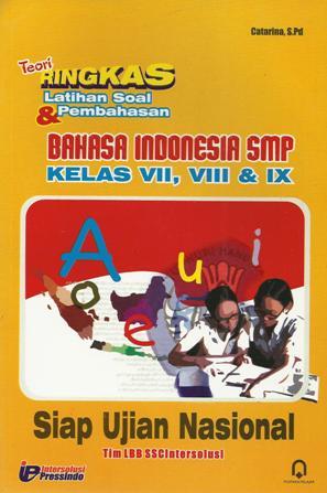 Teori Ringkas Bahasa Indonesia SMP