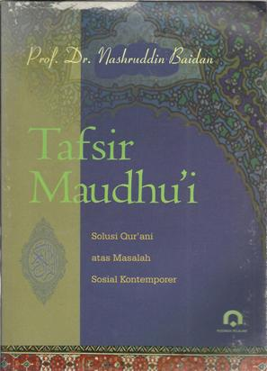 Tafsir Maudhu'i