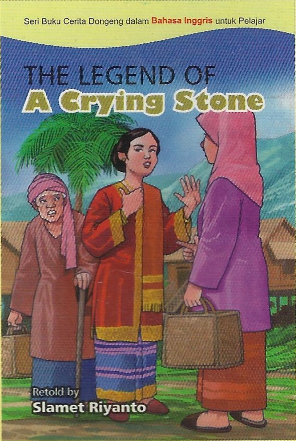 The Legend Of A Crying Stone