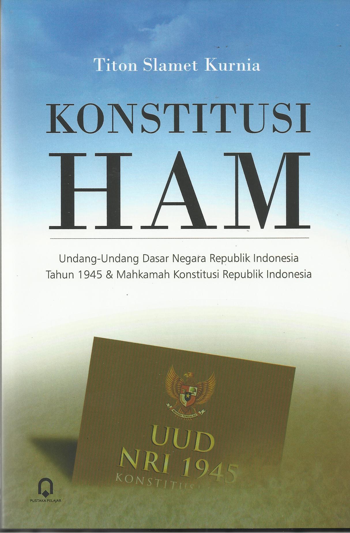 Konstitusi HAM
