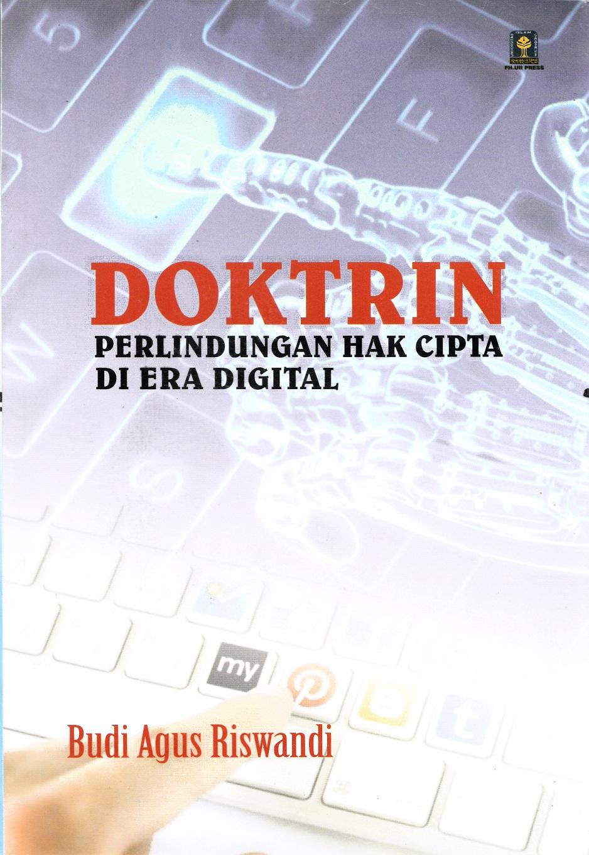 DOKTRIN Perlindungan Hak Cipta Di Era Digital
