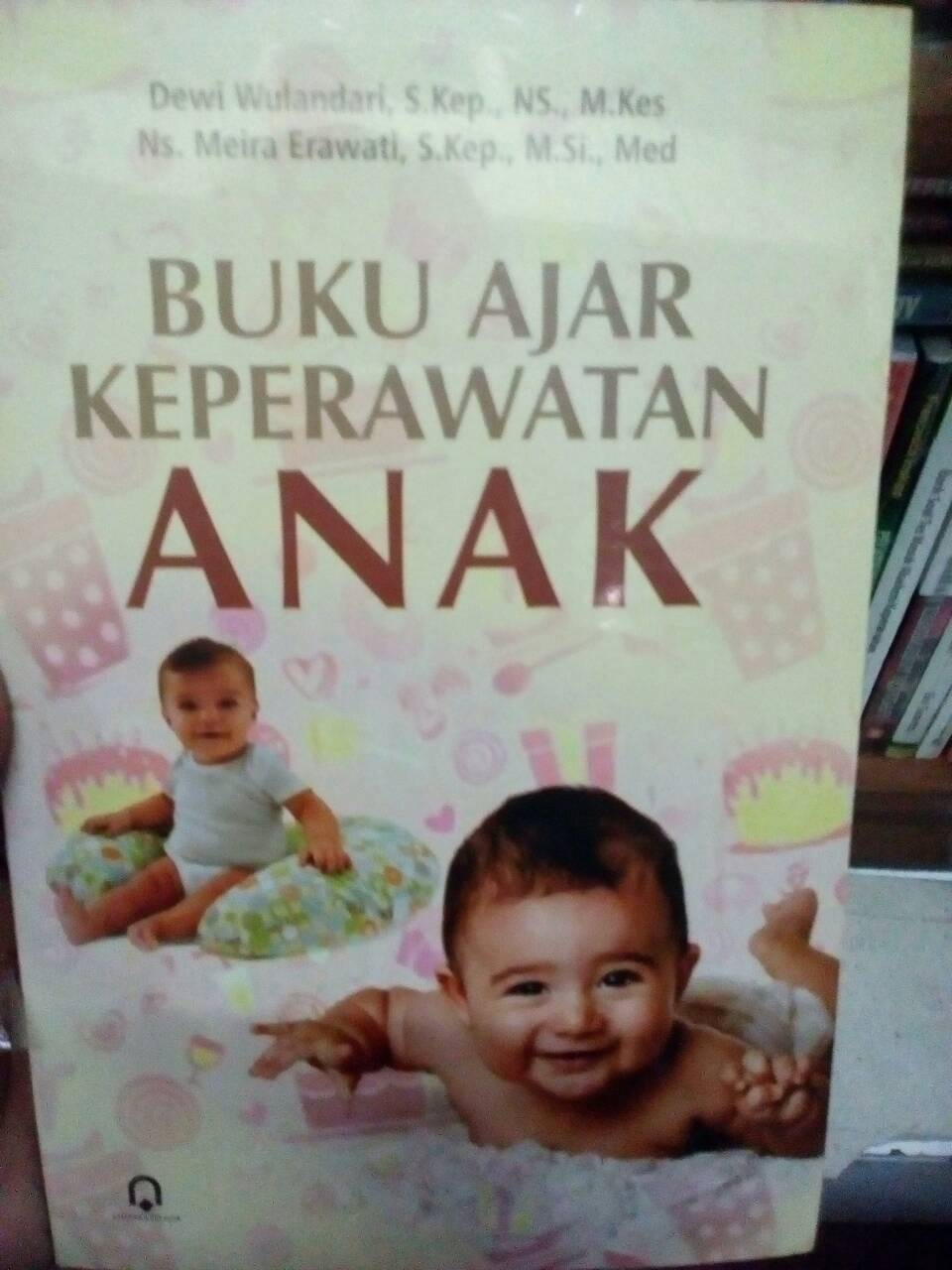 Buku Ajar Keperawatan Anak