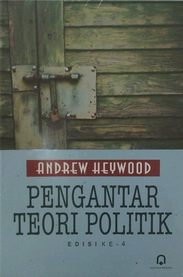 PENGANTAR TEORI POLITIK ED.4 (HC)