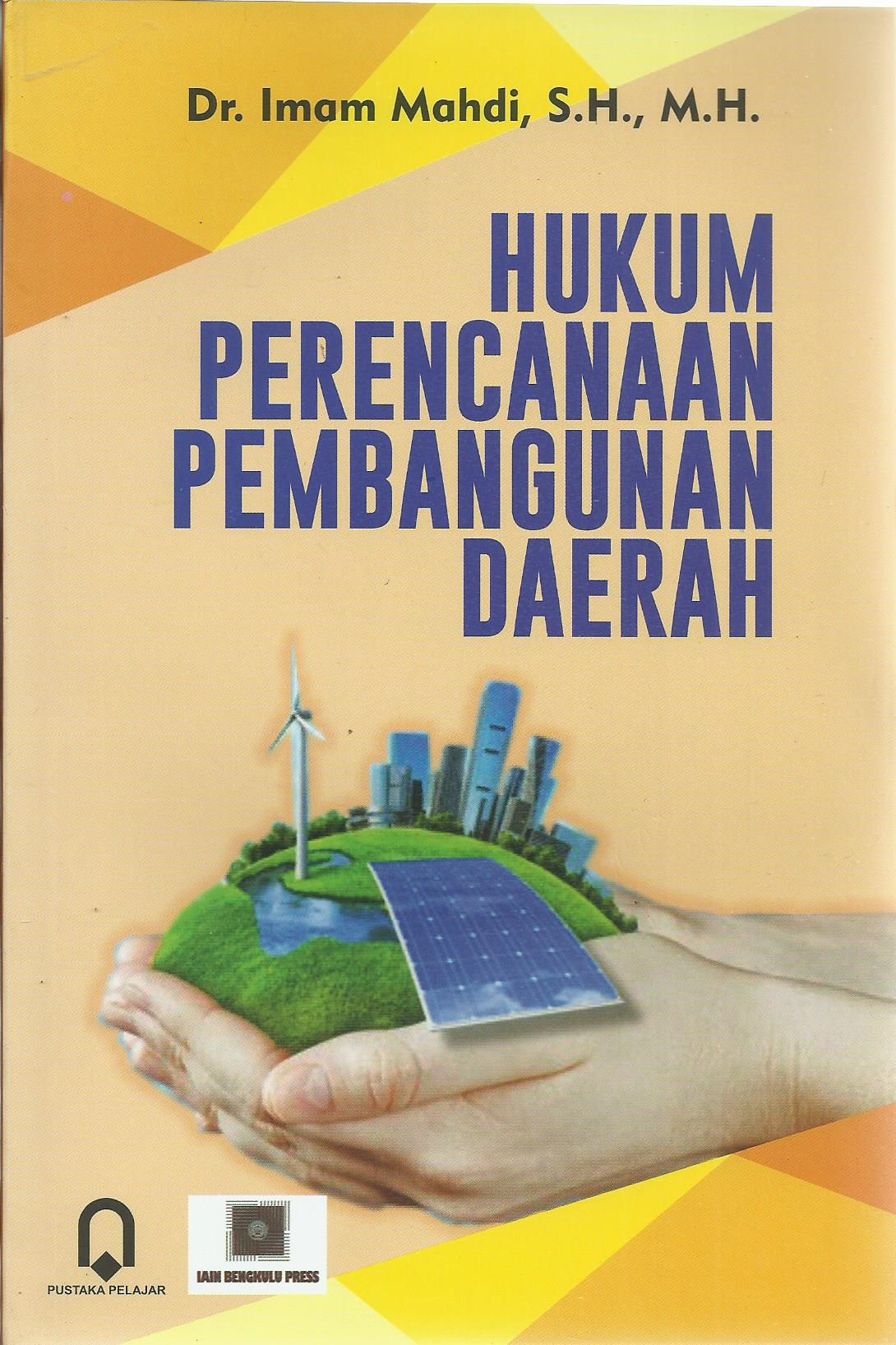Hukum Perencanaan Pembangunan Daerah