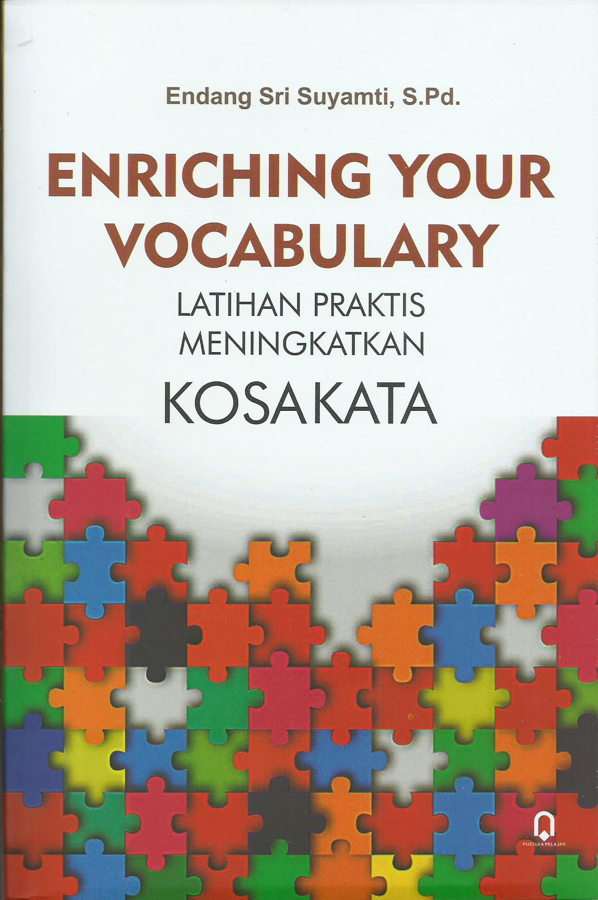 Enriching Your Vocabulary