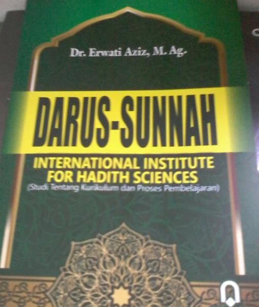 Darus-Sunnah (Studi Tentang Kurikulum dan Proses Pembelajaran)