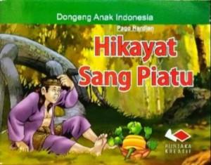 Dongeng Anak Indonesia Hikayat Sang Piatu